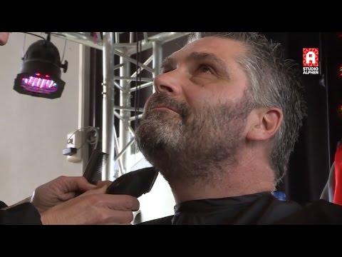 puistjes na scheren baard