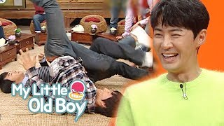 11 Years Ago, Jong Kook and Jun Jin Went Against Each Other [My Little Old Boy Ep 122]
