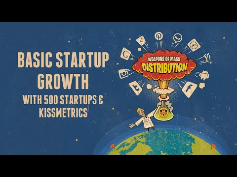 500 Startups' Basic Growth Formula – Featuring KISSmetrics