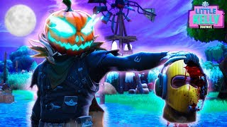 HOLLOWHEADS STEALS RAPTORS HEAD! Fortnite Season 6 Short Film | Little Kelly