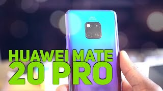 Huawei Mate 20 Pro Twilight Unboxing: My New Daily Driver