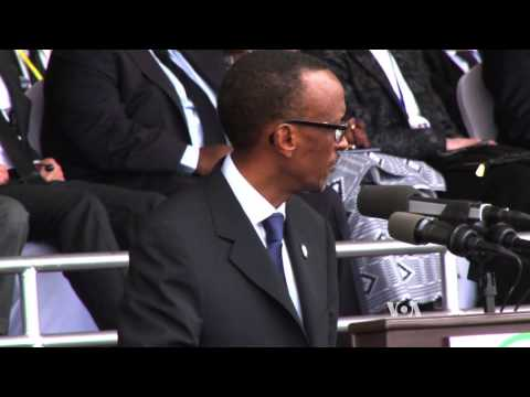 Rwanda Marks 20 Years Since the Genocide