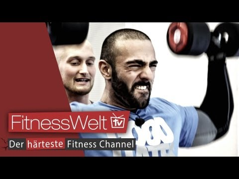 Karl Ess vs. Coach Seyit! MMA Workout - UFC Fighter Training Bodybuilding vs. ATHLETE  (2) Image 1