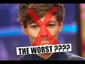 REASONS why LOUIS TOMLINSON is THE WORST in ONE DIRECTION !!1!1!1!1!11!1!1
