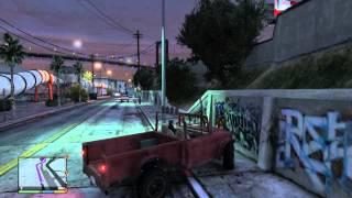 Grand Theft Auto 5  GTA V Parte 33 Ropa De Trabajo Grua Camión De Basura Mascaras Español