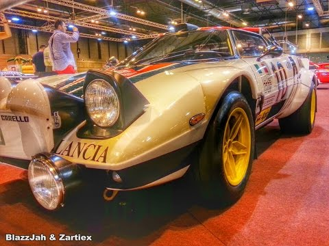 Lancia Stratos Exhaust Sounds - BlazzJah