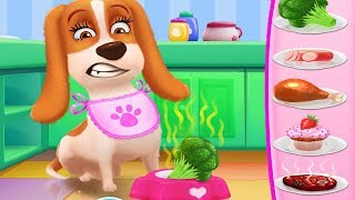 Fun Puppy Pet Care Kids Game - Puppy Life - Play Fun Animal Dress Up Care Games For Kids