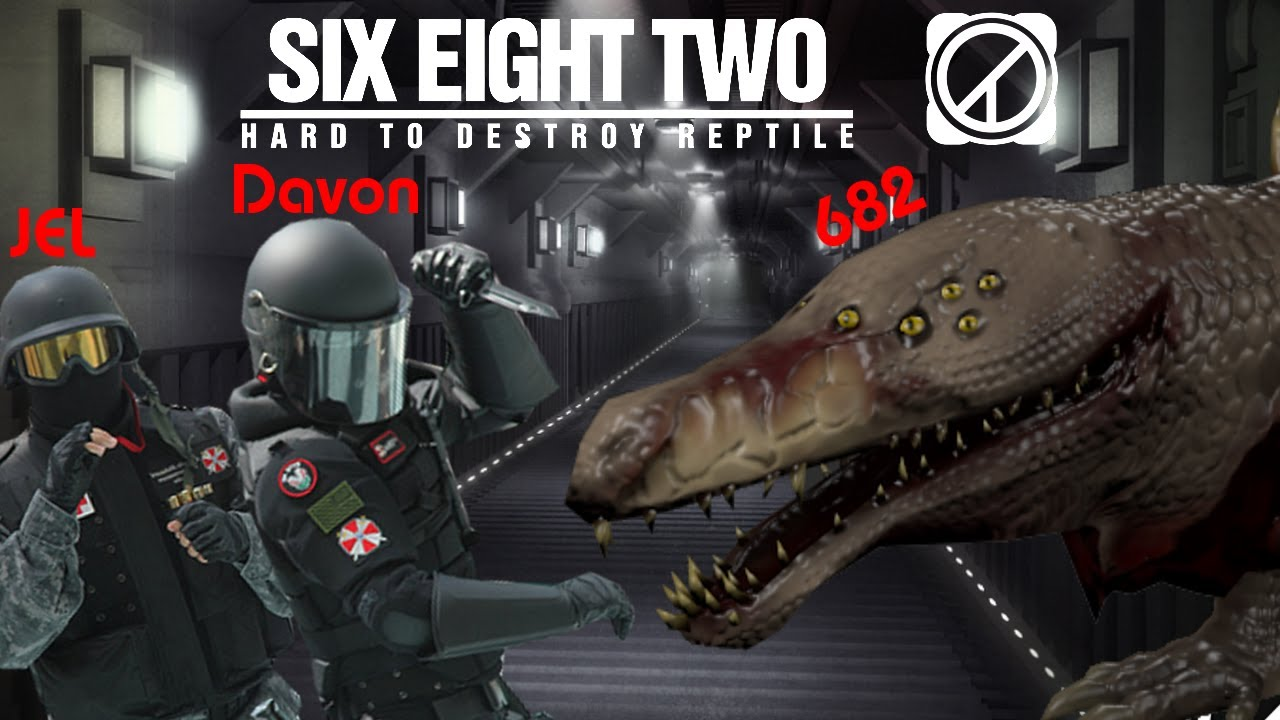 Six Eight Two Six-eight-two Scp First