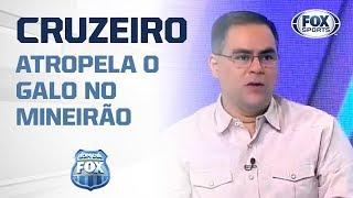 Atropelo no Mineirão: 'O Atlético-MG não teve argumentos para jogar'