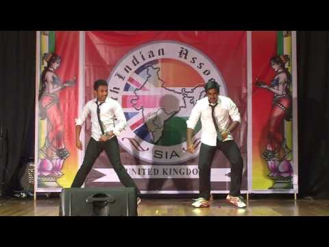 SIA DIWALI 2013  - Ritvik and Siva dance - My love is gone