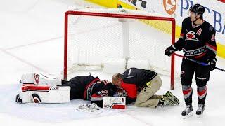 NHL Goalie Injuries