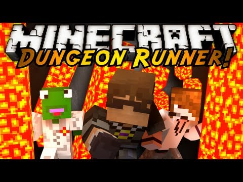 Minecraft: Dungeon Runner FINALE!