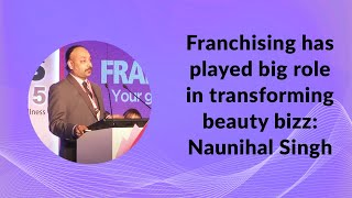 Franchising has played big role in
