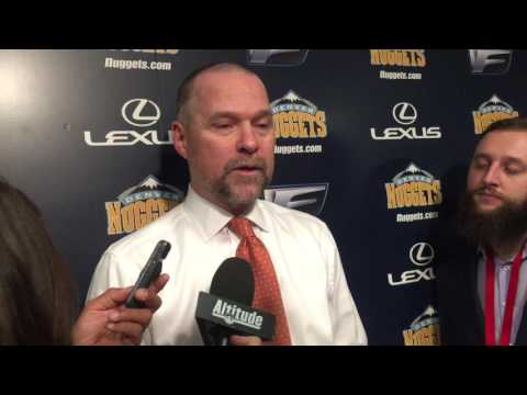 Michael Malone Postgame Vs Pelicans 4 7