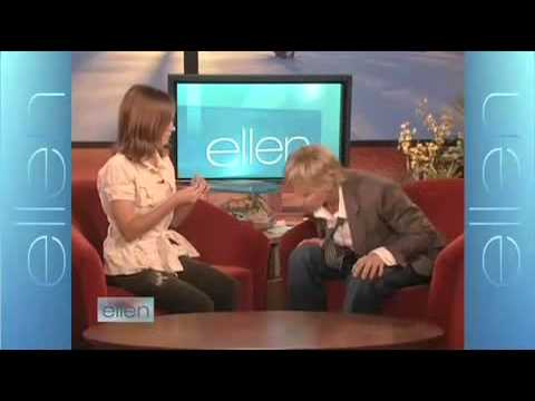 More best moments on ellen