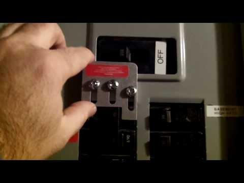 interlock kit vs manual transfer switch