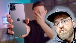 re: Don't Not Buy the iPhone 11 Pro - Unbox Therapy