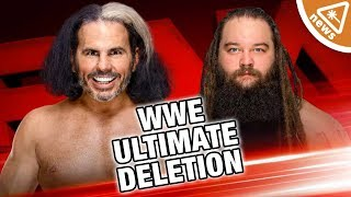 "Why the WWE's ""Ultimate Deletion"" Has Fans Losing Their Minds! (Nerdist News w/ Amy Vorpahl)"