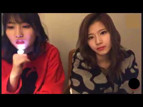 TWICE's Momo And Sana Singing Along To BTOB's Missing You