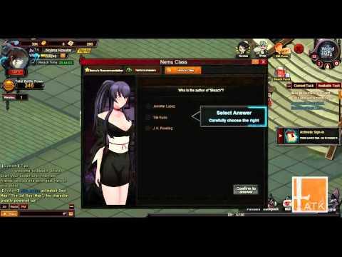 Anime Fans Game Bleach video