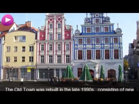 Szczecin Wikipedia travel guide video. Created by http://stupeflix.com