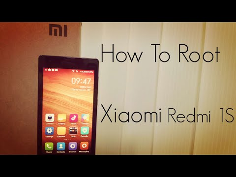 How To Root Xiaomi Redmi 1S SmartPhone