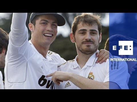 Casillas choses Ronaldo for Ballon d'Or, regrets Khedira's injury and feels good at Real Madrid