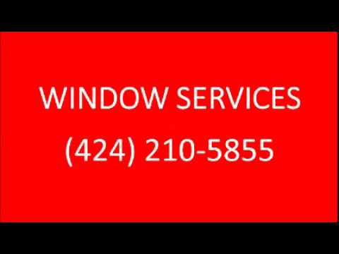 WINDOW | WINDOW REPAIR (424) 210-5855 Window Replacement Services Torrance, CA