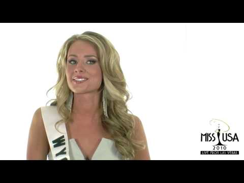 Miss Wyoming USA 2010 Video