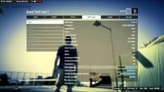 GTA 5 ПК - Тестируем игру GTX770 2Gb