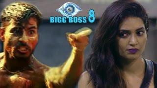 Bigg Boss 8 29th September 2014 Episode   Gautam ABUSES Karishma on national television!