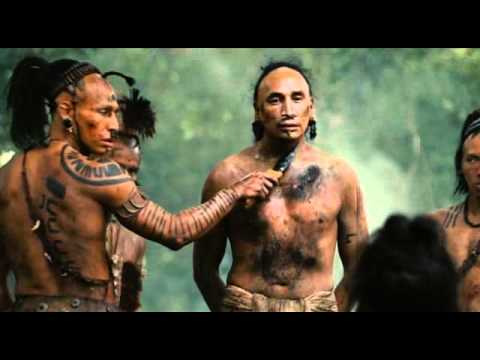Apocalypto Don't Be Afraid.avi video