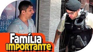 FAMÍLIA IMPORTANTE - PIADA DE DOIDO - MANO DOIDO - PARAFUSO SOLTO