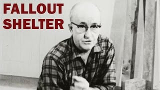 How to Build a Fallout Shelter at Home | Cold War Era Educational Film | 1960