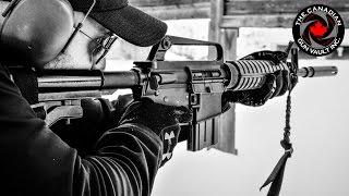 Colt XM177 - Range Day