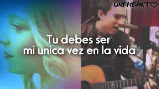 Once In A Lifetime - Landon Austin [Traducida al español] HD