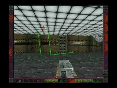 Alien Breed 3d 2 (AMIGA game on winuae)