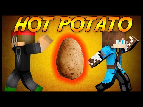 Hotpotato! Thrilling Minigame! - Minecraft Plugin Tutorial video