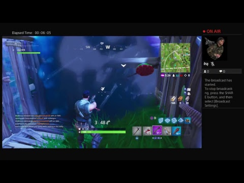 A game of Fortnite 50v50v3