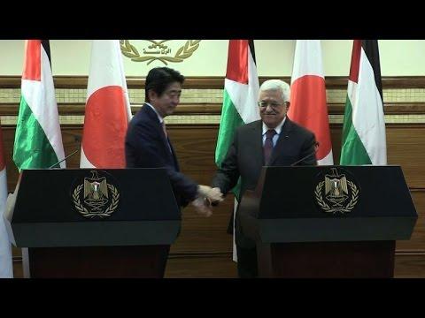Abbas: l'enlèvement des deux Japonais est un acte ignoble