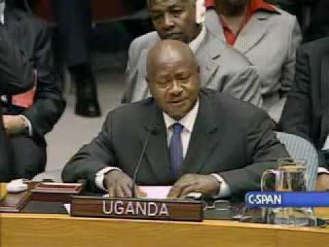 UN SC Nuc. Disarm - Uganda