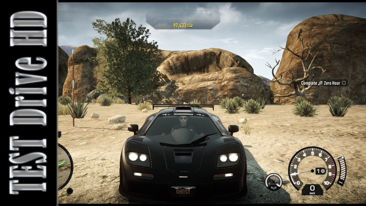 Mclaren F1 Lm Need For Speed Rivals Test Drive Hd