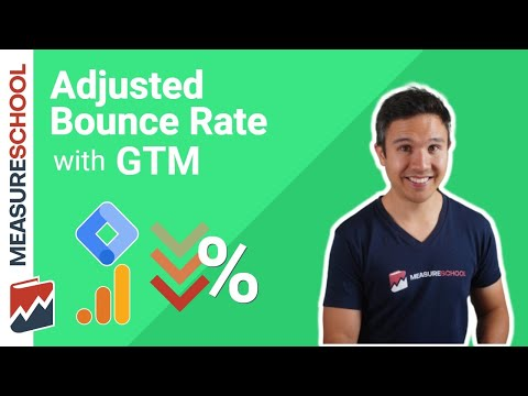 How to install Adjusted Bounce Rate with Google Tag Manager