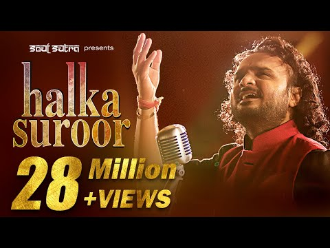 "Download Lagu  Halka Halka Suroor by Parthiv Gohil | ""Nusrat Fateh Ali Khan"" Mp3 Free"
