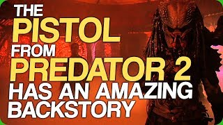 The Pistol From Predator 2 Has An Amazing Backstory (Awful Leaked Plot for The Predator)