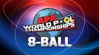 8-Ball Finals LIVE - 2017 World Pool Championships - American Poolplayers Association