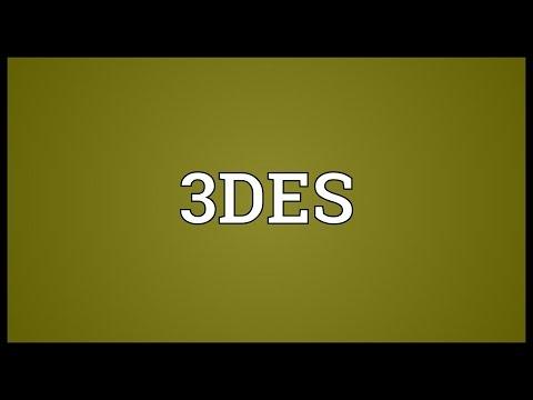 Header of 3DES