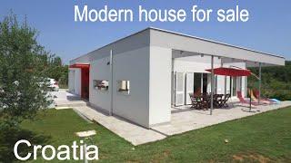 🔵Moderna kuća na prodaji u Puli | 3-sobe | 600m dvorišta | Kuće u Istri na prodaju | 2 km do mora |