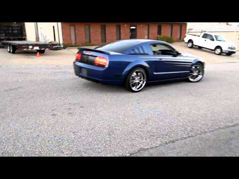 2007 Mustang GT with QTP Electric Exhaust Cutouts--Part 2