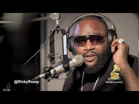 Rick Ross Merging Maybach Music Group With Atlantic Records & Grammy Nominations! (Full Interview With 99 Jamz)